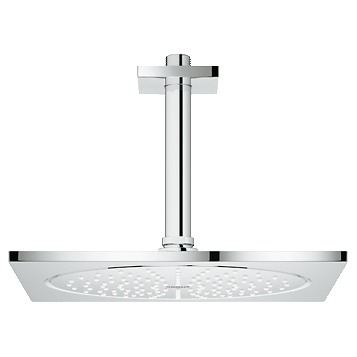 Верхний душ Grohe Rainshower F-Series 26061000 верхний душ grohe rainshower 26055000