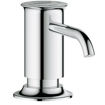 Дозатор для жидкого мыла Grohe Authentic 40537000 дозатор для жидкого мыла wish upon a snowman 875684