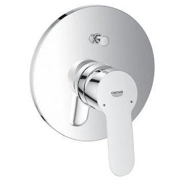 Смеситель Grohe BauEdge 29079000 для ванны смеситель для ванны grohe bauedge со встраиваемым механизмом 29079000
