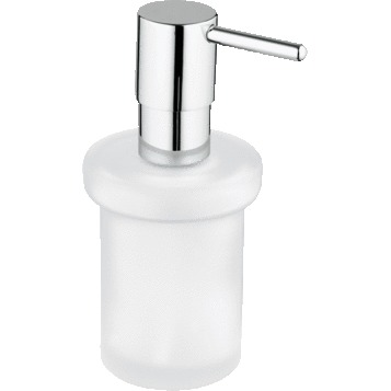 Дозатор для жидкого мыла Grohe Essentials 40394001 дозатор для жидкого мыла primanova thelma 14 6 13 см