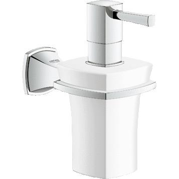 Дозатор для жидкого мыла Grohe Grandera 40627000 дозатор для жидкого мыла primanova greekey 8 2 18 5 см