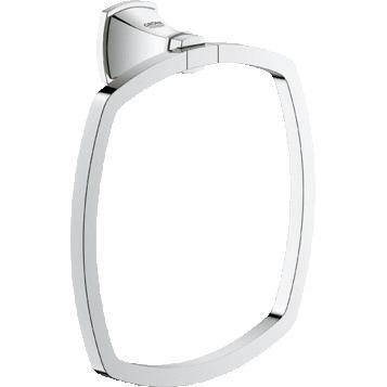 Полотенцедержатель Grohe Grandera 40630000 полотенцедержатель grohe grandera кольцо 40630000