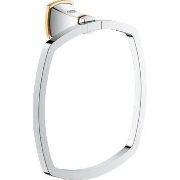 Полотенцедержатель Grohe Grandera 40630IG0 полотенцедержатель grohe grandera кольцо 40630000