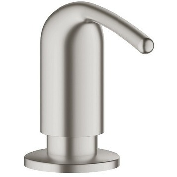 Дозатор для жидкого мыла Grohe Zedra 40553DC0 дозатор жидкого мыла grampus laguna цвет хром