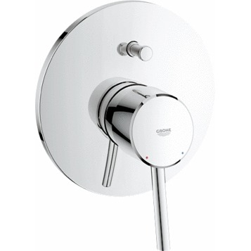 Смеситель Grohe Concetto 32214001 для ванны смеситель grohe concetto 3224010e