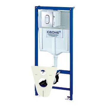Инсталляция для унитаза Grohe Rapid SL 38929000 инсталляция grohe 38554001