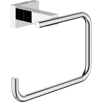 Держатель для туалетной бумаги Grohe Essentials Cube 40507000 тигр дизайн кожа pu откидной крышки кошелек карты держатель чехол для lg nexus 5x