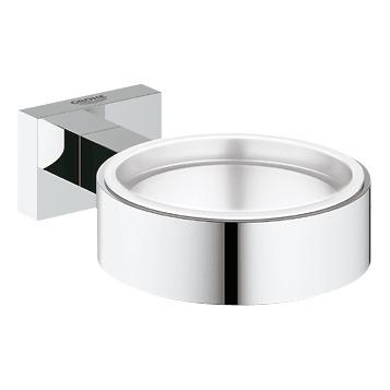 Держатель для стакана Grohe Essentials Cube 40508000 стакан grohe essentials настенный хром