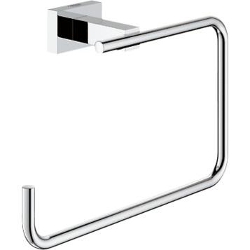 Полотенцедержатель Grohe Essentials Cube 40510000 полотенцедержатель grohe grandera кольцо 40630000