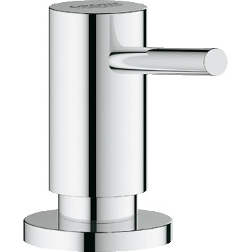 Дозатор для жидкого мыла Grohe Cosmopolitan 40535000 дозатор для жидкого мыла tatkraft king tower bronze цвет коричневый