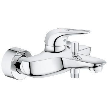Смеситель Grohe Eurostyle New 33591003 для ванны смеситель для ванны grohe eurostyle new 33591003