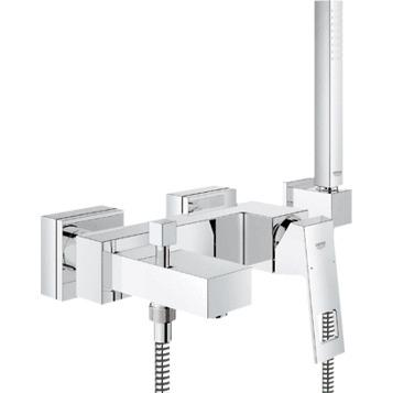 Смеситель Grohe Eurocube 23141000 для ванны цена