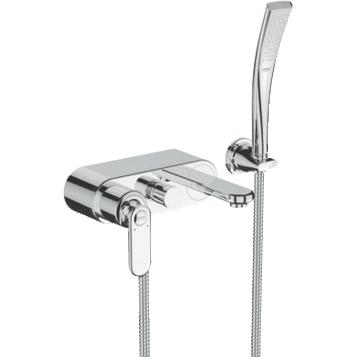 Смеситель Grohe Veris 32196000 для ванны grohe veris 32195000 для ванны с душем