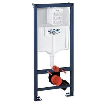 Инсталляция для унитаза Grohe Rapid SL 38536001 инсталляция grohe rapid sl для унитаза усиленная 38584001