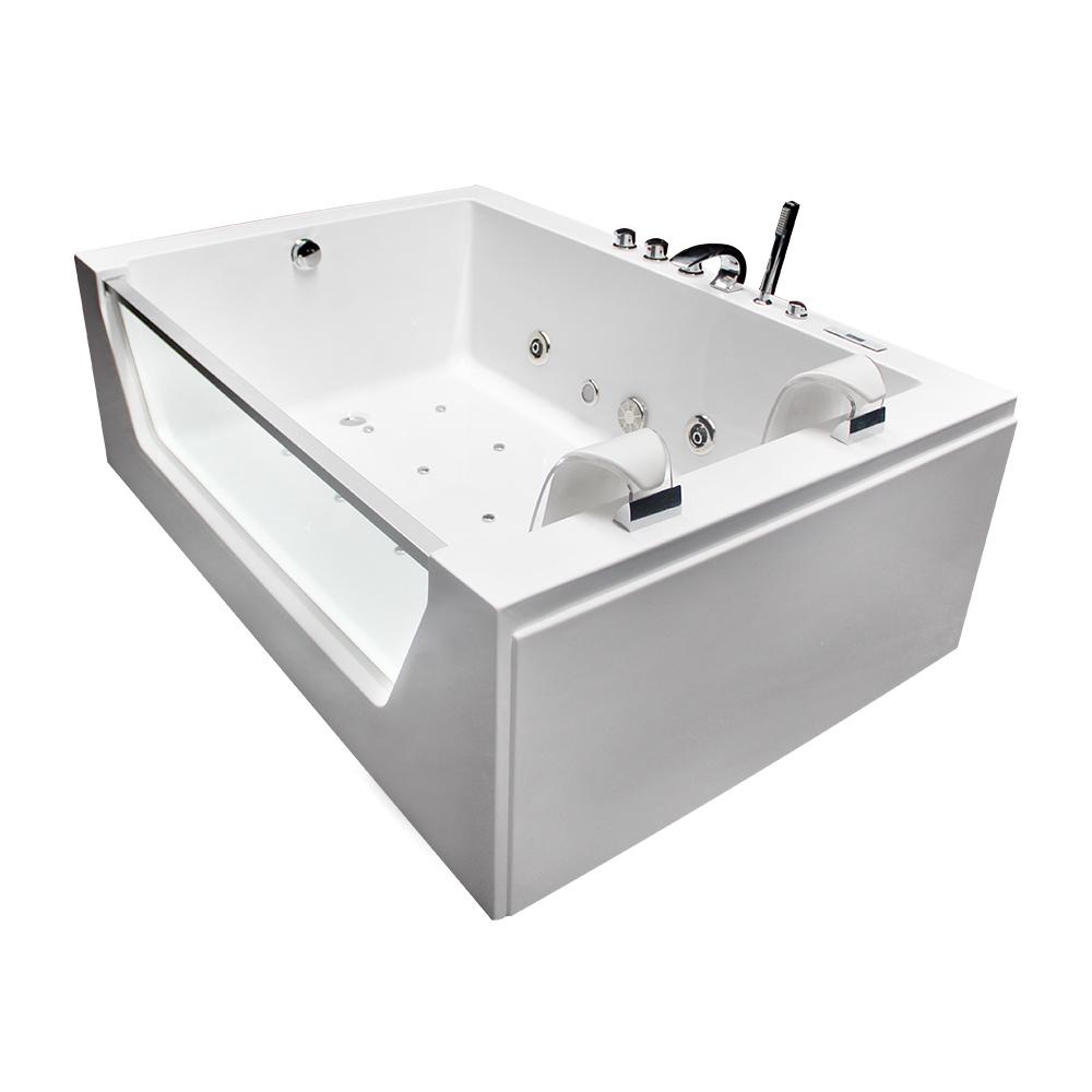 Акриловая ванна Grossman GR-17512 акриловая ванна grossman gr 18012