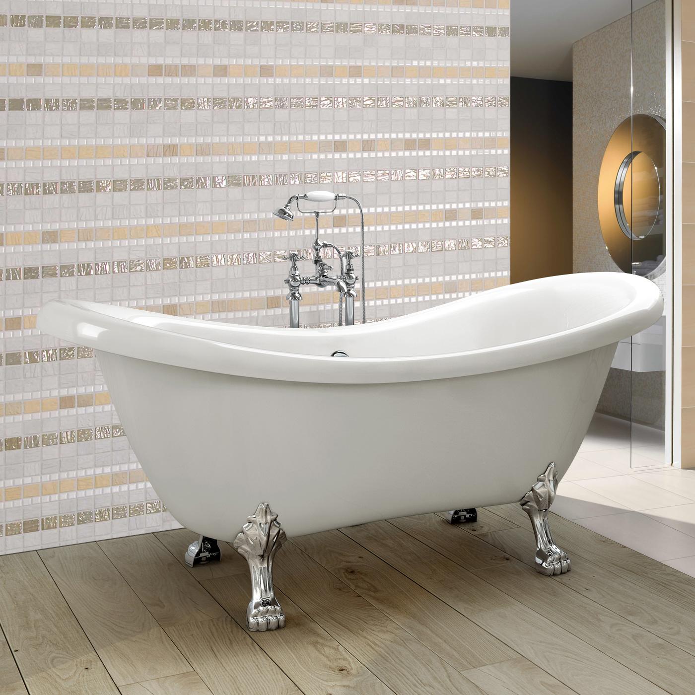 Акриловая ванна Grossman GR-6806 акриловая ванна grossman gr 18012