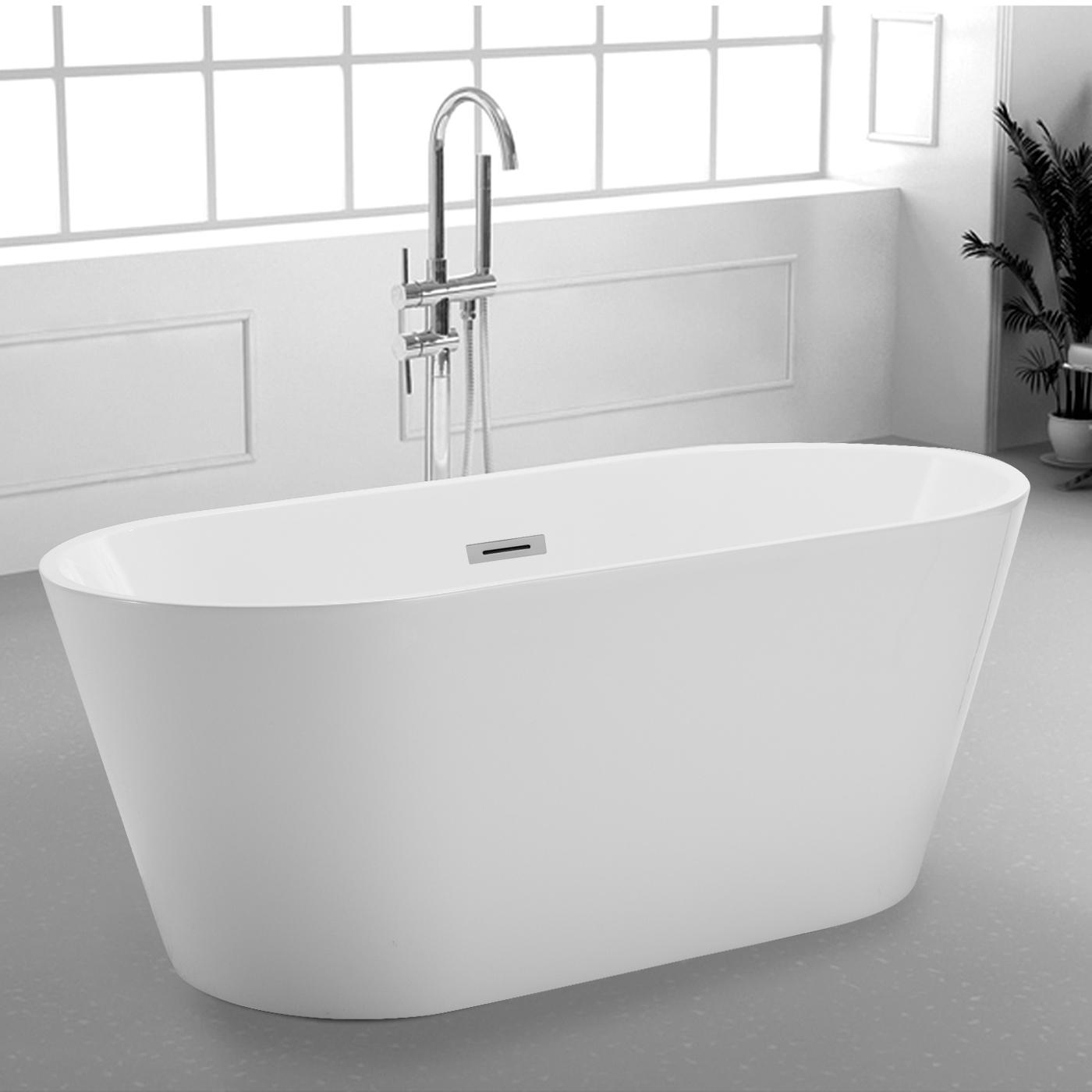 Акриловая ванна Grossman GR-1270 акриловая ванна grossman gr 18012