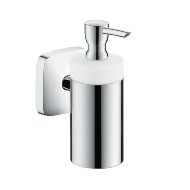 Дозатор для жидкого мыла Hansgrohe PuraVida 41503000 цены