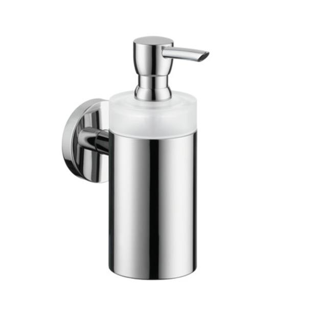Дозатор для жидкого мыла Hansgrohe Logis 40514000 napoli кухонный дозатор для моющих жидкостей 967124