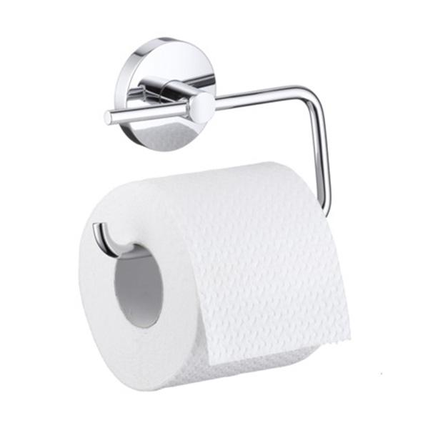 Держатель для туалетной бумаги Hansgrohe Logis 40526000 pink dandelion design кожа pu откидной крышки кошелек для карты держатель для samsung j5prime