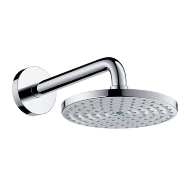 Верхний душ Hansgrohe Raindance Classic 27471000 (тарелка+держатель) душевой трап pestan square 3 150 мм 13000007
