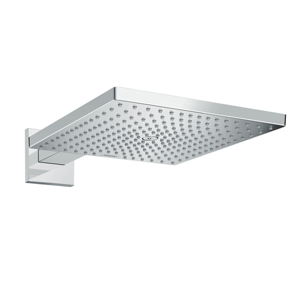 Верхний душ Hansgrohe Raindance E 300 Air 1jet 26238000 душевой трап pestan square 3 150 мм 13000007