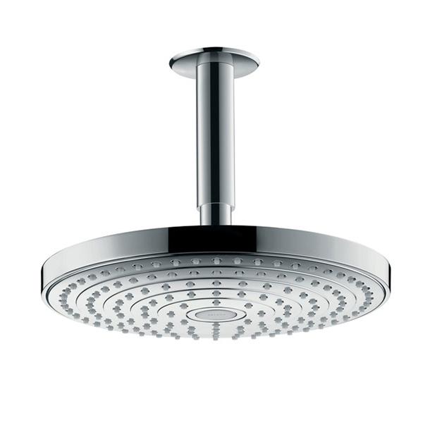 Верхний душ Hansgrohe Raindance Select S 240 2jet 26467000 верхний душ hansgrohe raindance select s 240 2jet 26466000