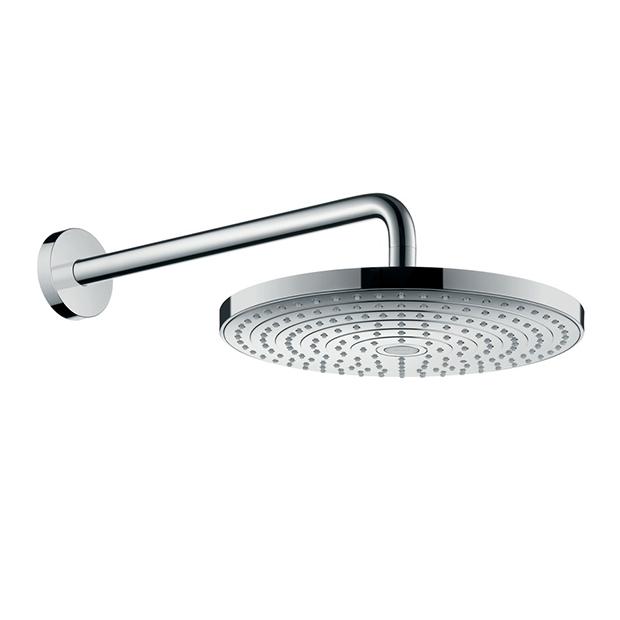 Верхний душ Hansgrohe Raindance Select S 300 2jet 27378000 верхний душ с кронштейном hansgrohe raindance select s300 2jet 27378000