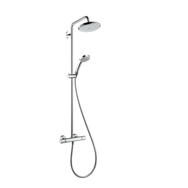 Душевая стойка Hansgrohe Croma 220 Showerpipe 27185000 цена