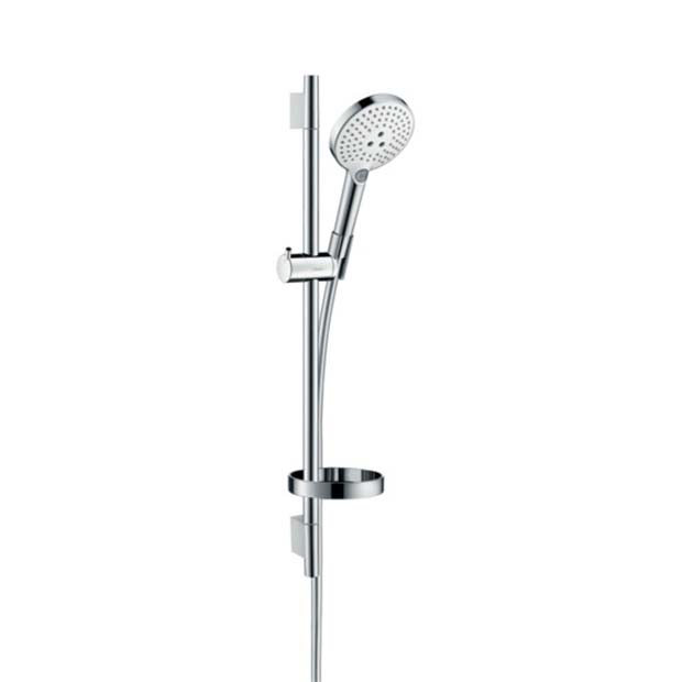 Душевой гарнитур Hansgrohe Raindance Select S 120/Unica 26630400 душевой гарнитур hansgrohe raindance select 120 3jet 26630400