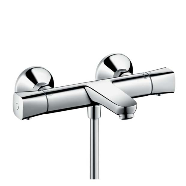 Смеситель Hansgrohe Ecostat Universal 13123000 для ванны термостат для ванны hansgrohe ecostat universal 13123000