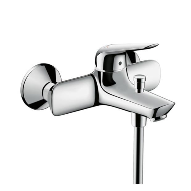 Смеситель Hansgrohe Novus 71040000 для ванны степлер электрический novus j155 a 031 0298