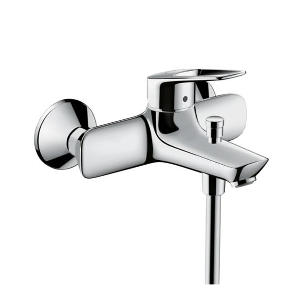 Смеситель Hansgrohe Novus Loop 71340000 для ванны смеситель для ванны коллекция hezerley 5365246 однорычажный хром elghansa эльганза
