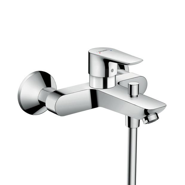 Смеситель Hansgrohe Talis E 71740000 для ванны смеситель hansgrohe talis e 71740000