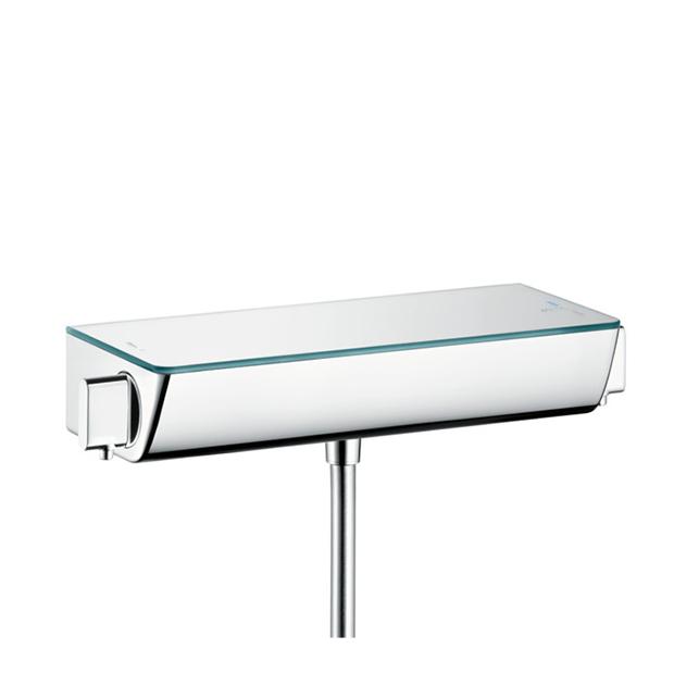 Смеситель Hansgrohe Ecostat Select 13161000 для душа термостат hansgrohe metris ecostat e highflow