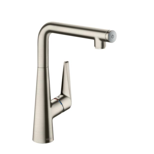 Смеситель Hansgrohe Тalis Select S 72820800 для кухни смеситель hansgrohe тalis s new 72813000 для кухни