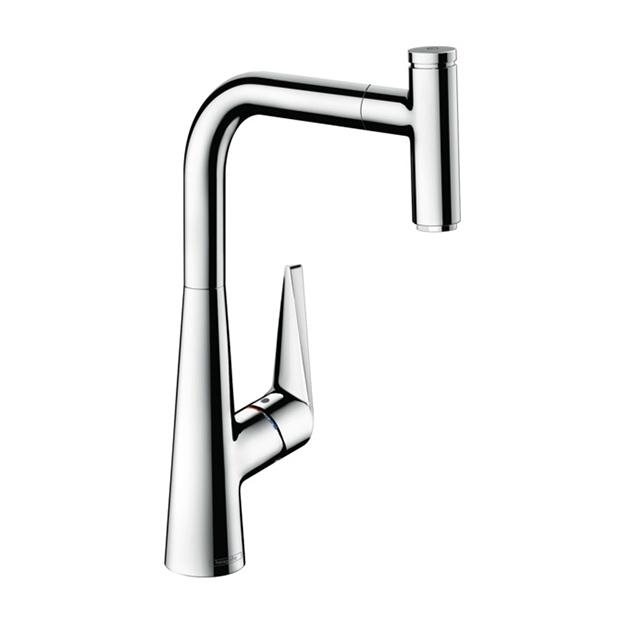 Смеситель Hansgrohe Тalis Select S 72821000 для кухни смеситель hansgrohe тalis s new 72813000 для кухни