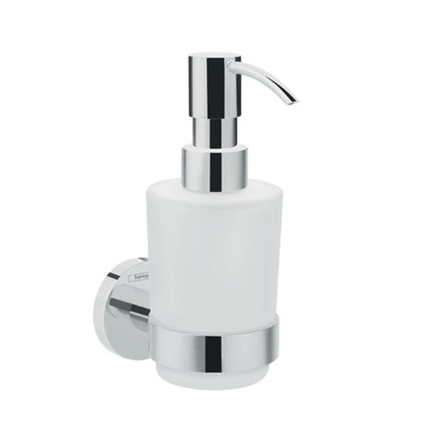 Дозатор для жидкого мыла Hansgrohe Logis 41714000 дозатор жидкого мыла grampus laguna gr 7812