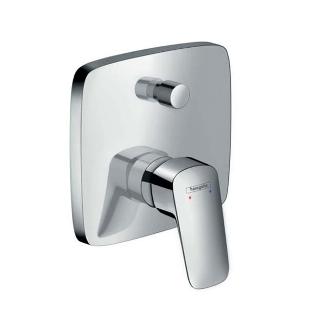Смеситель Hansgrohe Logis 71405000 (внешняя часть) для ванны цена