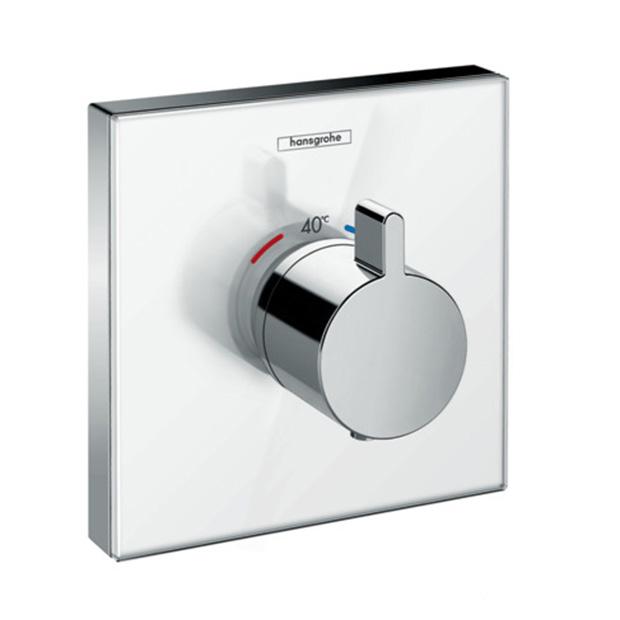Смеситель Hansgrohe ShowerSelect 15734400 (внешняя часть) для душа переключатель внешняя часть hansgrohe showerselect на 3 потребителя 15764000