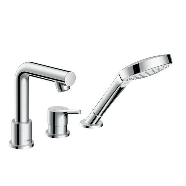 Смеситель Hansgrohe Тalis S New 72417000 для ванны смеситель hansgrohe тalis s new 72813000 для кухни