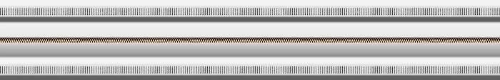 Бордюр Heralgi Garden Listelo Classic Gris 4х30 5840c 4х30 мм