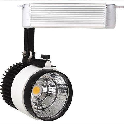 Трековый светодиодный светильник Horoz 23W 4200K серебро 018-002-0023 (HL822L) трековый светодиодный светильник horoz 40w 4200k серебро 018 001 0040 hl834l