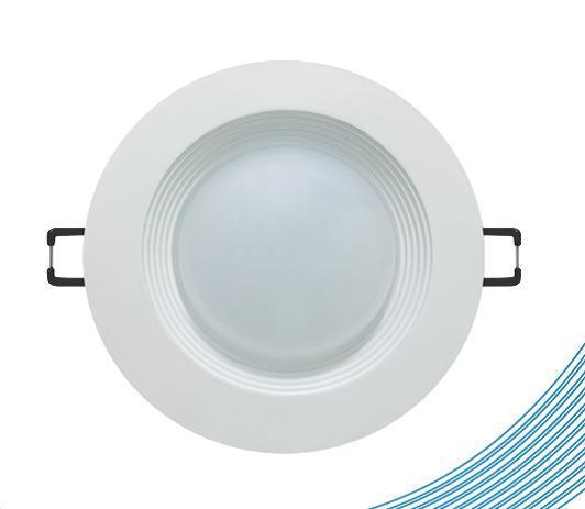 Встраиваемый светодиодный светильник Horoz 6W 3000К белый 016-017-0006 (HL 6754L)