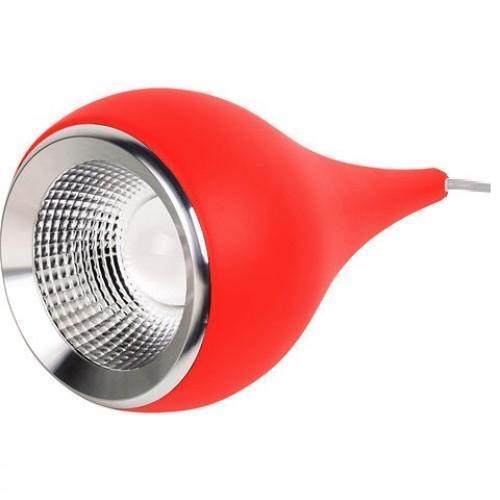 Подвесной светодиодный светильник Horoz 15W 6400K красный 020-002-0015 (HL874L) horoz подвесной светодиодный светильник horoz alya 15w 4000к ip20 розовый 020 005 0015 hrz00000785