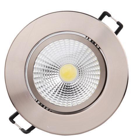Встраиваемый светодиодный светильник Horoz 3W 6500К белый 016-009-0003 (HL698LE) встраиваемый светодиодный светильник horoz 3w 6400к хром 016 009 0003 hl698le