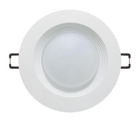 Встраиваемый светодиодный светильник Horoz 10W 6000К хром 016-017-0010 (HL6755L) встраиваемый светодиодный светильник horoz 10w 6000к белый 016 017 0010 hl6755l