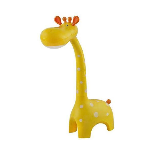 Настольная лампа Horoz Astro желтая 049-026-0006 цена