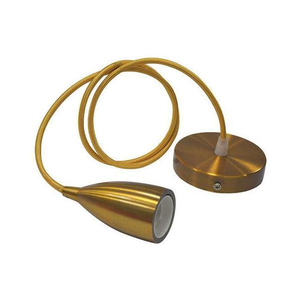 Подвесной светильник Horoz Edison золото 021-002-0001 цена 2017