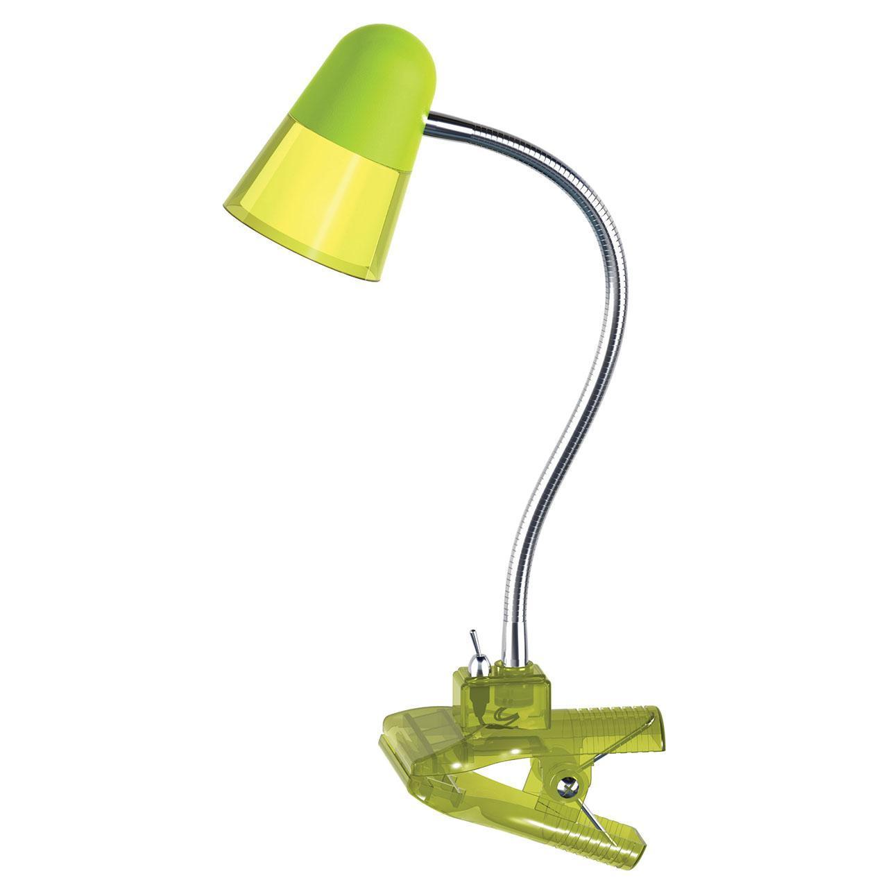 Настольная светодиодная лампа Horoz Bilge зеленая 049-008-0003 (HL014L) цена